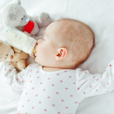 Foods To Help Your Baby Get A Good Night's Sleep