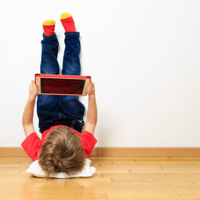 How Well Do Tablets And Toddlers Actually Mix?