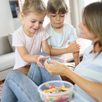 Signs You Resort To Bribery With Your Kids Too Often