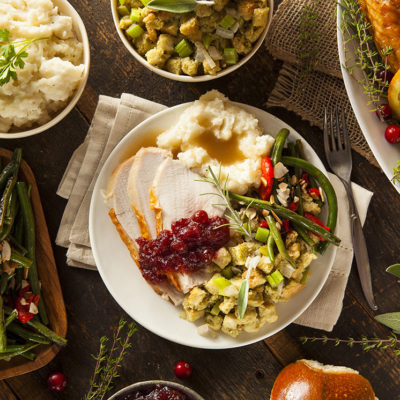 Thanksgiving: Which Food Are You?
