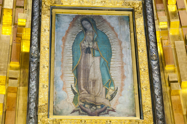 our Lady of Guadalupe facts