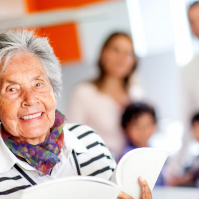 3 Reasons Why Abuela's Care Is Actually Awesome