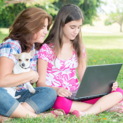 Self-Acceptance How To's For Latina Moms And Daughters