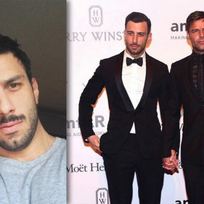 10 things you didn't know about Jwan Yosef, Ricky Martin's new boyfriend