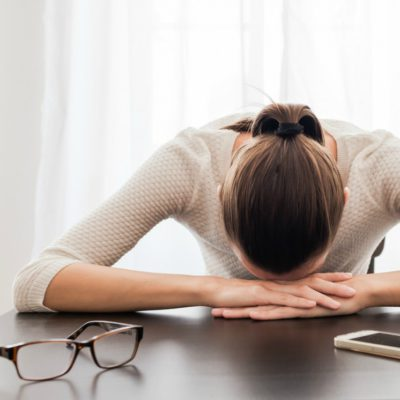 Are You Suffering From Burnout Syndrome?