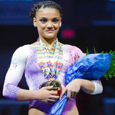 Meet Laurie Hernandez – The Latina Phenom On The Road To Rio!