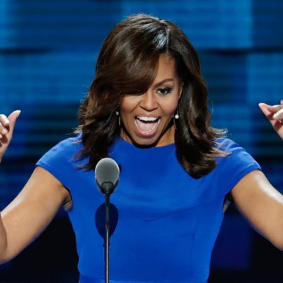 Michelle Obama Delivers Stunning, Epic Speech For Hillary Clinton At The DNC