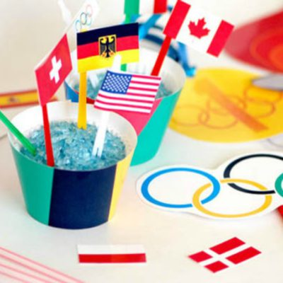 How To Host An Olympic Theme Party!