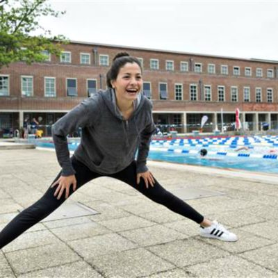 Meet The Gutsy Syrian Refugee Swimmer Seeking A Medal In Rio