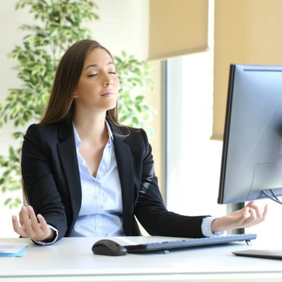 Meditation At Work: The Secret To A More Productive You