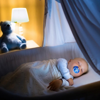 Mommy 411: Tips to help you baby sleep through the night