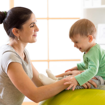 Babies Need To Exercise As Much As Any Adult. Here's Why.