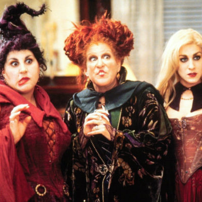 8 Not-So-Scary Halloween Movies for the Whole Family