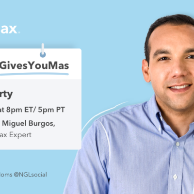 Join Us For Turbo Tax Twitter Party 2020