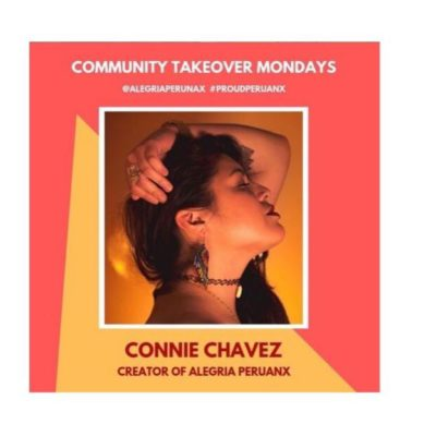 The Art of Healing for Peruvians: Connie Chavez in the Spotlight