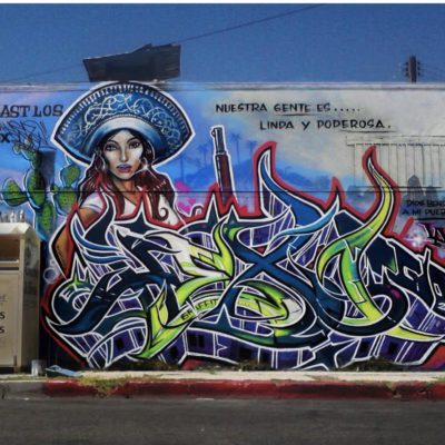 Where Did All the LA Murals Go? El Polo Loco Resurrects them in LA