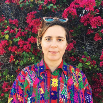 Up Close and Personal with Colombian-American Textile Artist Dana Haim