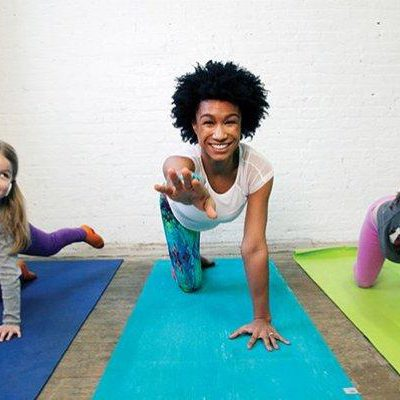 How Nicole Cardoza is Bringing Yoga to Low-Income Schools: