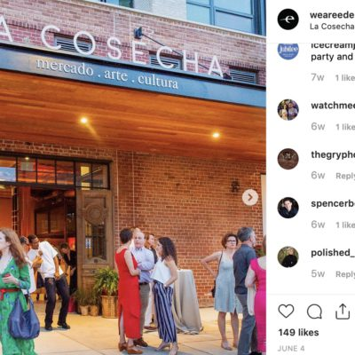 Modern Latinx Cuisine and Craft: D.C.'s La Cosecha is Game Changing