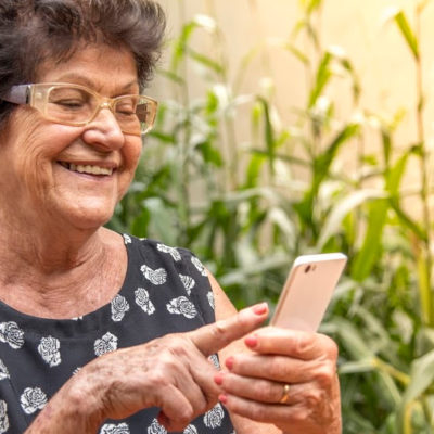 Keep mom (and Abuela) close: techy ways to stay connected even from afar